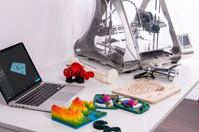 Dlaczego warto korzystać z druku 3D